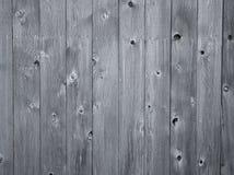 Fondo de madera de la tarjeta de la cerca Fotografía de archivo libre de regalías