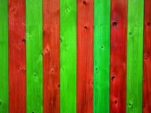 Fondo de madera de la tarjeta de la cerca Imagen de archivo libre de regalías