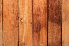 Fondo de madera de la teca Imagen de archivo libre de regalías
