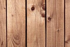 Fondo de madera de la textura de Brown Imagen de archivo libre de regalías