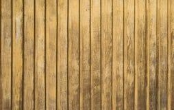 Fondo de madera de la textura de la cerca Imagen de archivo libre de regalías