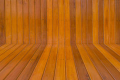 Fondo de madera de la textura de la pared Fotografía de archivo
