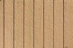 Fondo de madera de la textura de la pared Imagen de archivo