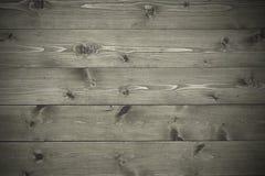 Fondo de madera de la textura de los tableros naturales del pino Fotografía de archivo libre de regalías