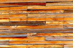 Fondo de madera de la textura del edificio viejo Imágenes de archivo libres de regalías