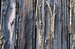 Fondo de madera de la textura del edificio viejo Foto de archivo