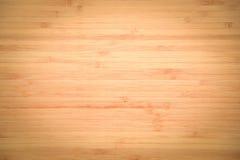 Fondo de madera de la textura del panel del arce Imagenes de archivo