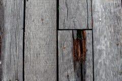 Fondo de madera de la textura del tablón Imágenes de archivo libres de regalías