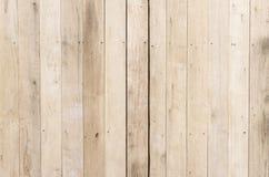 Fondo de madera de la textura del tablón de Brown Imagen de archivo