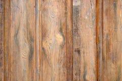 Fondo de madera de la textura del tablón Fotografía de archivo libre de regalías