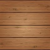 Fondo de madera de la textura del vector Fotos de archivo