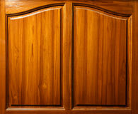 Fondo de madera de la textura en forma de la ventana Imagenes de archivo