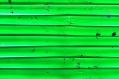 Fondo de madera de la textura verde Fotografía de archivo libre de regalías
