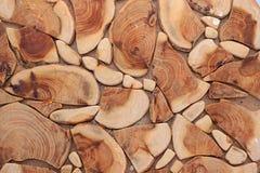 Fondo de madera de los pedazos Imagenes de archivo