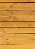 Fondo de madera de los tablones de Brown Imagen de archivo libre de regalías