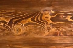 Fondo de madera de tableros Fotografía de archivo libre de regalías