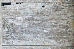 Fondo de madera defectuoso rústico del piso fotos de archivo