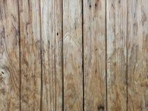 Fondo de madera del grano del tablón de la textura, tabla de madera del escritorio o piso Fotografía de archivo