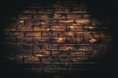 Fondo de madera del grano del tablón de la textura Fotos de archivo libres de regalías