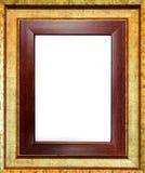 fondo de madera del marco Imagen de archivo