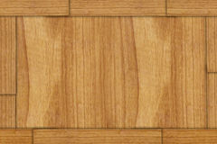Fondo de madera del marco Foto de archivo libre de regalías