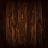 Fondo de madera del marrón de la textura Imágenes de archivo libres de regalías