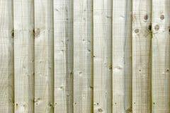 Fondo de madera del panel Foto de archivo libre de regalías