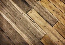 Fondo de madera del tablón Imágenes de archivo libres de regalías