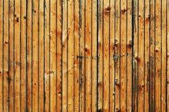 Fondo de madera del tablero del vintage Foto de archivo libre de regalías