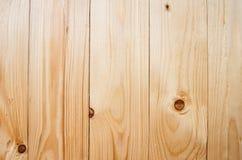 Fondo de madera grande de la textura de la pared del tablón de Brown Fotografía de archivo libre de regalías