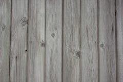 Fondo de madera gris Fotografía de archivo