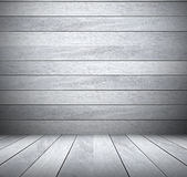 Fondo de madera gris de la textura del sitio Fotografía de archivo