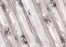 Fondo de madera gris de los tablones Fotos de archivo
