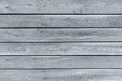 Fondo de madera incons?til de los tablones del vintage gris oscuro viejo fotos de archivo