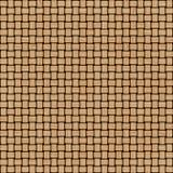 Fondo de madera de la textura de la armadura Fondo textured de madera decorativo abstracto de la cestería Modelo inconsútil Fotografía de archivo libre de regalías