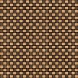 Fondo de madera de la textura de la armadura Fondo textured de madera decorativo abstracto de la cestería Modelo inconsútil Fotografía de archivo