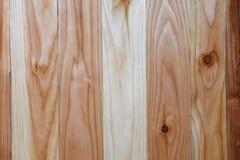 Fondo de madera de la textura del modelo del extracto - madera de pino fotos de archivo libres de regalías