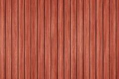 Fondo de madera de la textura del modelo del grunge rojo, tablones de madera Imagenes de archivo