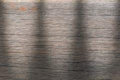 Fondo de madera de la textura o de madera para el diseño Adornos de madera que ocurre natural Imagen de archivo libre de regalías
