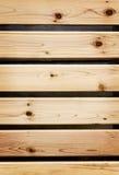 Fondo de madera ligero Fotografía de archivo libre de regalías