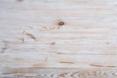 Fondo de madera ligero del vintage Madera natural con los nudos y la estructura visible del pozo Superficie Textured imagenes de archivo