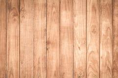 Fondo de madera marrón claro imagenes de archivo