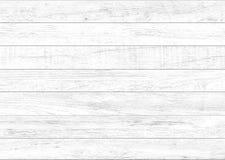 Fondo de madera natural blanco de la pared Fondo de madera del modelo y de la textura fotografía de archivo libre de regalías