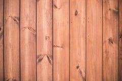 Fondo de madera natural Pared de madera del tablón al aire libre foto de archivo libre de regalías