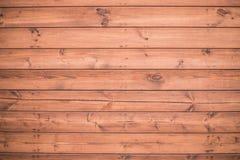 Fondo de madera natural Pared de madera del tablón al aire libre fotografía de archivo libre de regalías