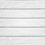 Fondo de madera Nevado Imagenes de archivo