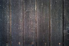 Fondo de madera oscuro Imágenes de archivo libres de regalías