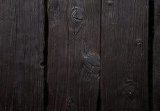 Fondo de madera oscuro Imagen de archivo libre de regalías