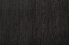 Fondo de madera oscuro del grano Foto de archivo