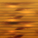 Fondo de madera oscuro natural Ilustración del Vector